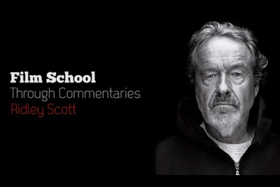 Ridley Scott: Words of Advice From A Master Filmmaker