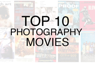 List: Top Ten Best Movies about Photography