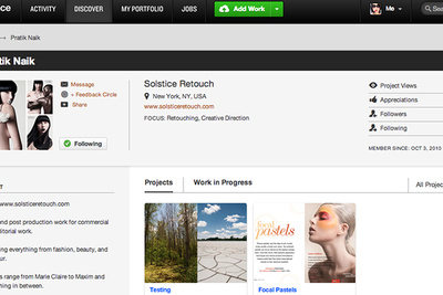 Behance Brings Social Integration to Adobe Creative Cloud