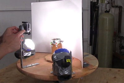 Mark Rober Shows Us Some Creative DIY Rotational Filming