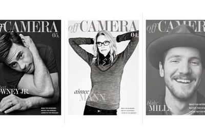 Sam Jones Goes offCamera with New Magazine
