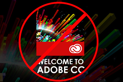Why You Should Hate Adobe's Creative Cloud