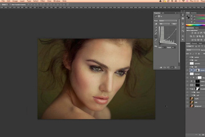 Professional Retoucher Natalia Taffarel Shows Us Her Techniques And Workflow