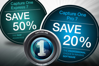 Get Phase One's Capture One Raw Processing Software For Up To Half Off