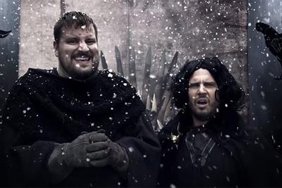 BTS: Game of Thrones Rap Battle (NSFW)