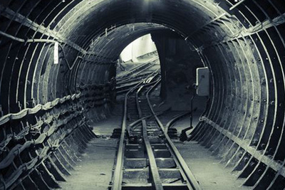 4 Photos from London's Abandoned Post Office Railway