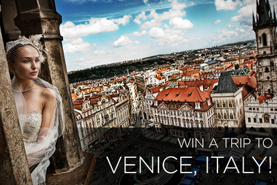 Enter to Win a Spot at a Wedding Workshop in Venice, Montreal or Toronto