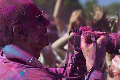 """Follow-Up To Shooting A """"Color Run"""" Event – Here's How To Protect Your Kit"""