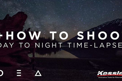 Detailed Tutorial On Shooting Day To Night Timelapses