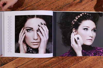 So You Want To Make A Professional Looking Print Photography Portfolio