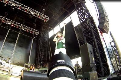 Concert Photographer POV Shoot
