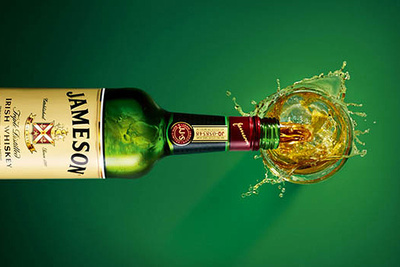 Behind the Scenes with Martin Wonnacott for Jameson Irish Whiskey