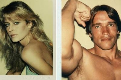 Andy Warhol's Polaroids
