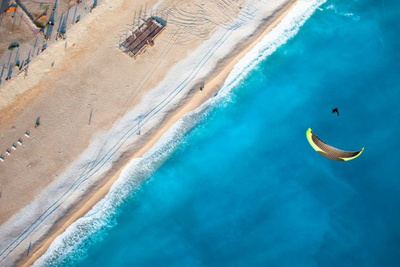 Paraglider's Photographs Remind Us How Beautiful Planet Earth Really Is