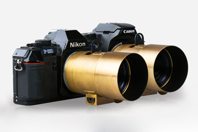 Invented In 1840, Reloaded In 2013, The Petzval Lens