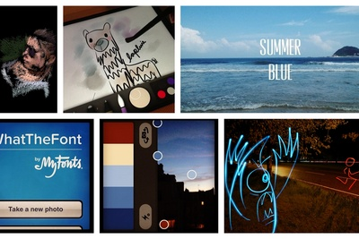 10 Creative Mobile Apps to Fill Your Time