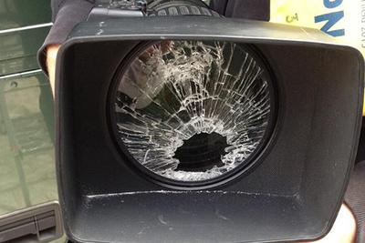 Watch a Golfer Destroy an $80K Camera
