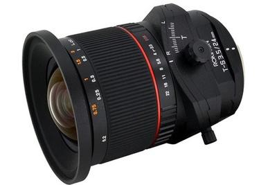 Fstoppers Reviews The Rokinon 24mm f/3.5 Tilt-Shift Lens