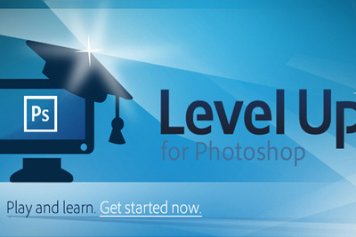 LevelUp For Photoshop Turns Work Into Play