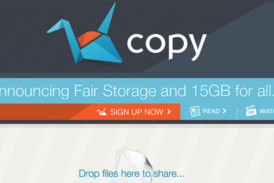 Could 'Copy' Dropkick Dropbox Out Of The Lead??