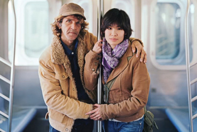 Touching Strangers: A Series of Group Portraits with Strangers