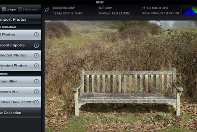 Photosmith Could Keep Photographers Organized on the Go