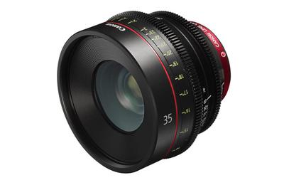 Canon Adds New Cinema Prime with the CN-E35mm T1.5 L F