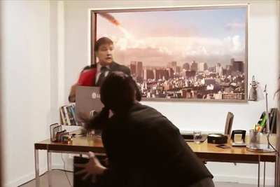 This LG Commercial Shows How Having a Good Screen Can Make a Difference