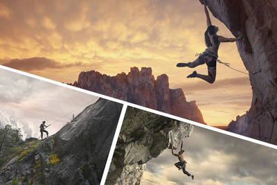 Kiliii Fish Takes Rock Climbing Photography To The Next Level