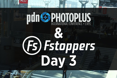 Day Three of Photo Plus Expo in New York City
