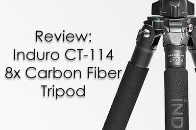 Review of Induro's CT-114 Carbon Fiber Tripod