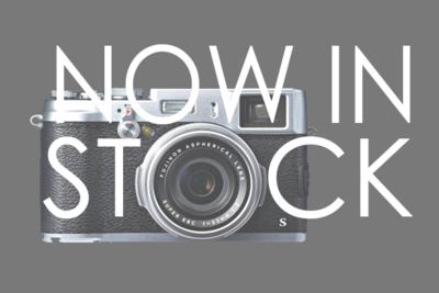 X100s and Canon EF 200-400mm f/4L Back in Stock! Plus Fujifilm X-E1 Savings!