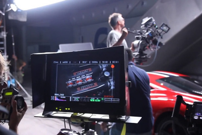 Official BTS video dedicated to the Ferrari 458 Speciale