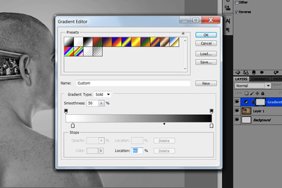 How To Convert Your Images To Black And White Using a Gradient Map