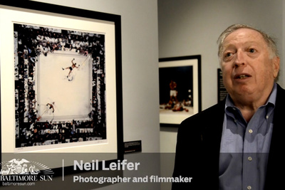 World's Most Iconic Sports Photos Come From World's Most Iconic Sports Photographer