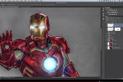 How To Create Realistic Dents And Damage In Photoshop