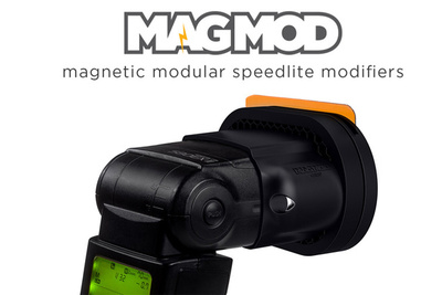 MagMod - Magnetic Speedlite Modifiers