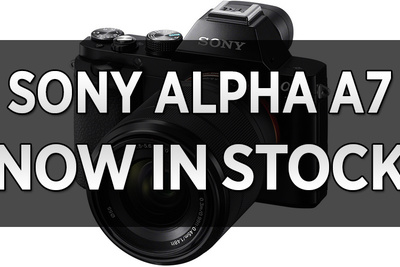 Sony Alpha a7 Kit Now In Stock at B&H Photo