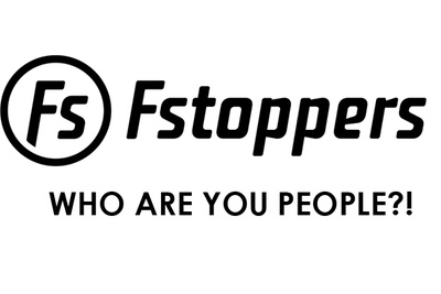Fstoppers Wants to Know... Who Are You People?!