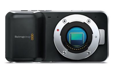 Blackmagic Design Releases Raw Recording for Pocket Cinema Camera