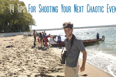 14 Tips For Shooting Your Next Chaotic Event