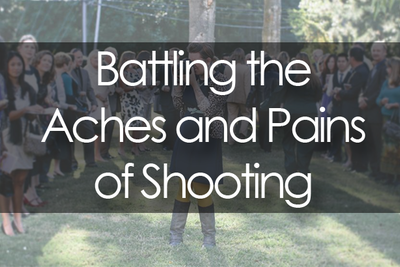 Ways to Avoid the Aches and Pains of Shooting