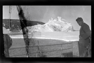 100 Year Old Negatives Found In The Antarctic