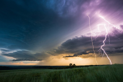 Stunning Timelapse Video Reveals The Beauty And Ferocity Of The West