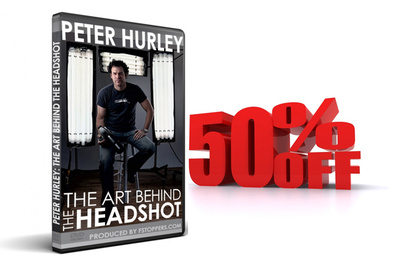 Save $150 On Peter Hurley's Photography DVD Today Only