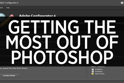 How to Drastically Speed Up Your Photoshop Workflow Using Customization