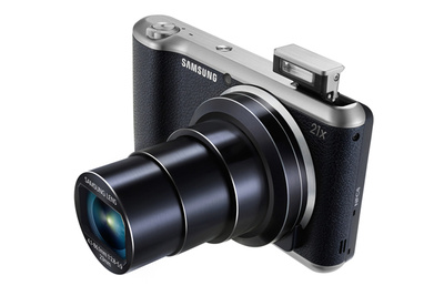 Samsung Sees Success with Galaxy Camera, Announces Second Version
