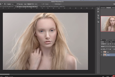 How To Sharpen Eyes In Your Portraits To Make Them Pop