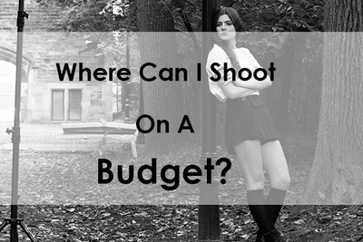 7 Penny Pinching Locations When Shooting On A Budget!