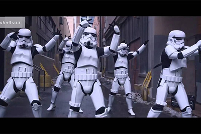 Storm Troopers Twerk Better Than You